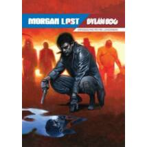Morgan Lost / Dylan Dog (Vörösszürke fények Londonban)