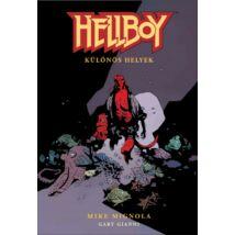 Hellboy 4. rész Különös helyek