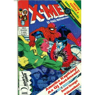 X-Men 5. szám