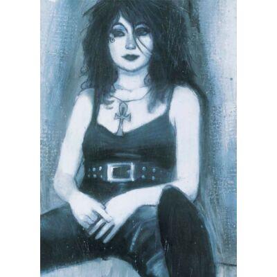 LIMITÁLT Neil Gaiman: Death - Halál Teljes Gyűjtemény keménytáblás képregény