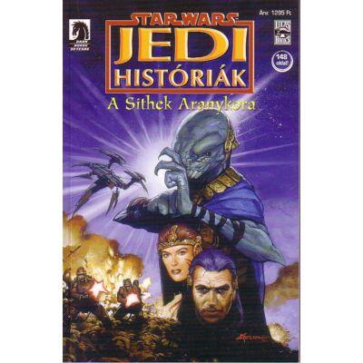 Star Wars Jedi históriák