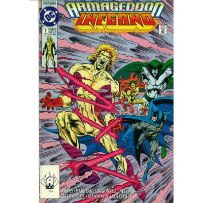 Armageddon Inferno 92. No. 1.