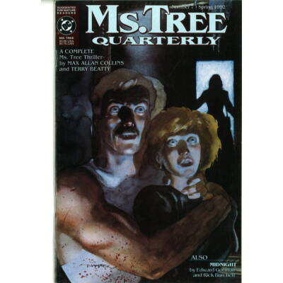 Ms. Tree Quarterly 92. No. 7.