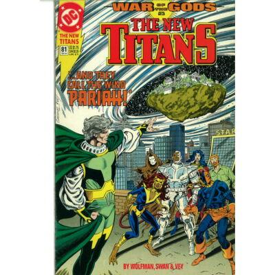 The new Titans No. 81.