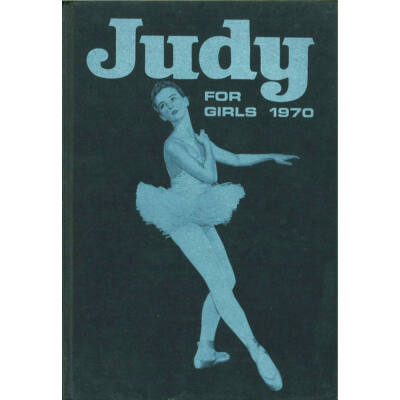 Judy book for girls 1970