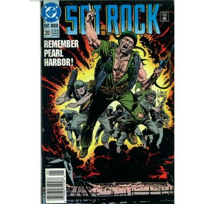 SGT ROCK No. 20