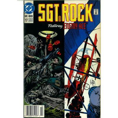 SGT ROCK No. 17