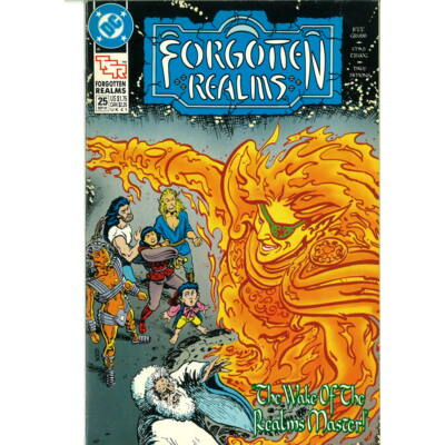 Forgotten Realms No.25