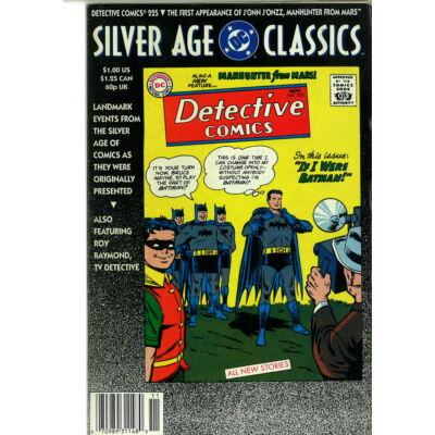 DC Silver Age Classics Detective Comics No. 225