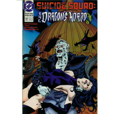 Suicide Squad: The Dragons Hoard No. 57