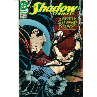 The Shadow Strikes! No. 23