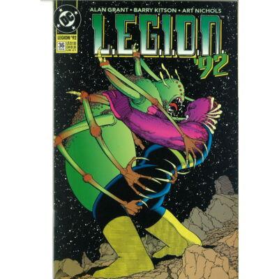 L.E.G.I.O.N.'92 No. 36