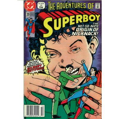 Superboy No. 20