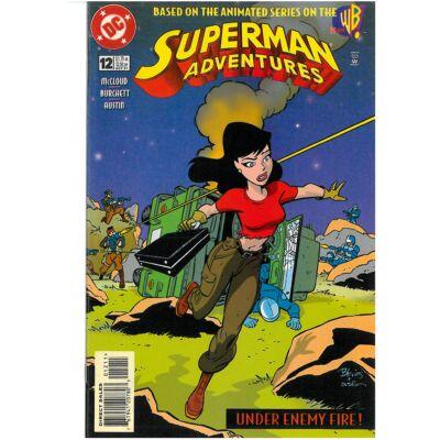 Superma adventures 12