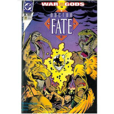 Doctor Fate No. 33