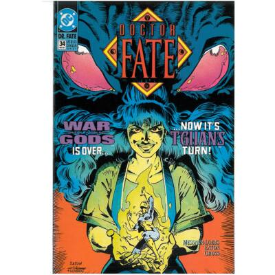 Doctor Fate No. 34