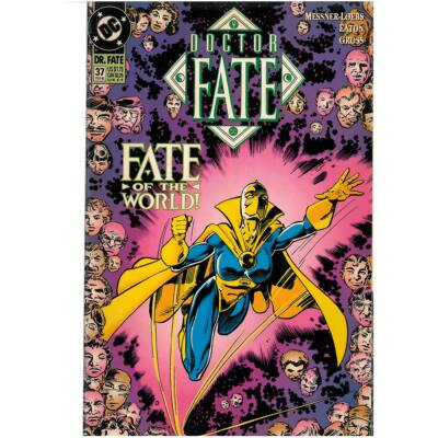 Doctor Fate No. 37