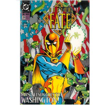 Doctor Fate No. 39