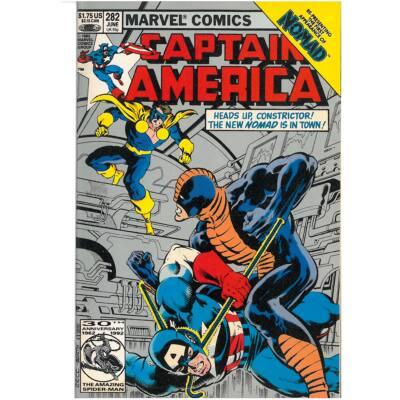 Captain America No. 282