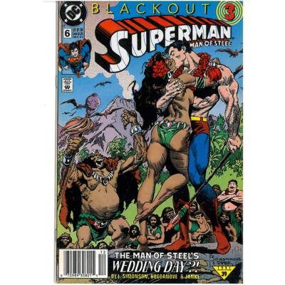 Superman the man of steel 6