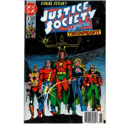 Justice society of America No. 8