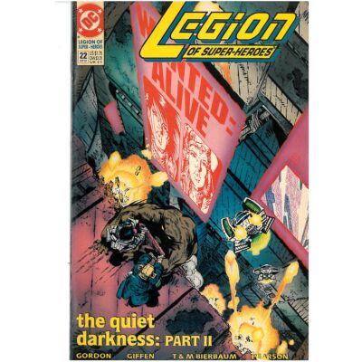 Legion of super-heroes No. 22