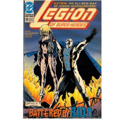 Legion of super-heroes No. 26