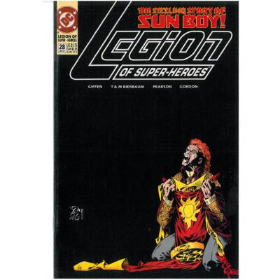 Legion of super-heroes No. 28