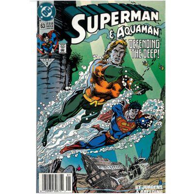 Superman & Aquaman No. 63