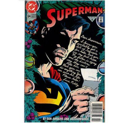 Superman No. 64