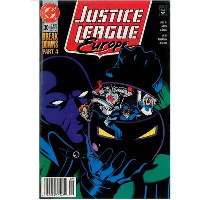 Justice League Europe vol 1. 30