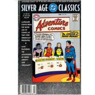 DC Silver Age Classics Detective Comics No. 247