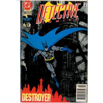 Detective Comics No. 641