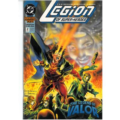 Legion of super-heroes No. 2