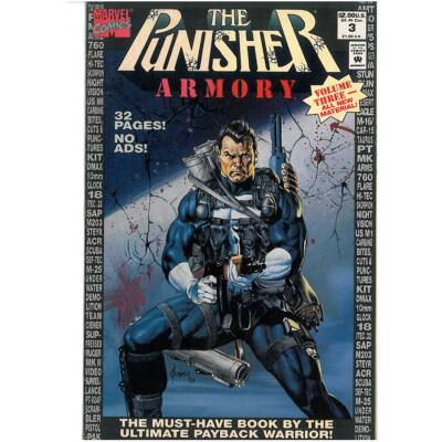 The Punisher Armory No. 3