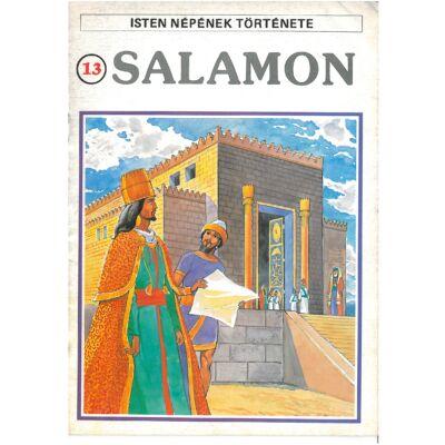Isten népének története 13. Salamon