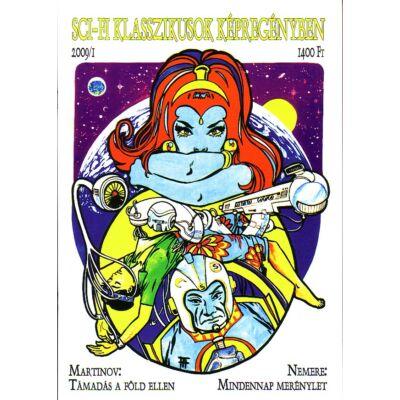 Sci-fi klasszikusok képregényben 2009/1