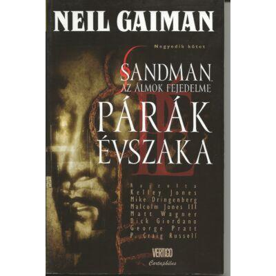 Sandman, az Álmok Fejedelme - Párák évszaka