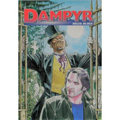 Dampyr 7 Delta blues