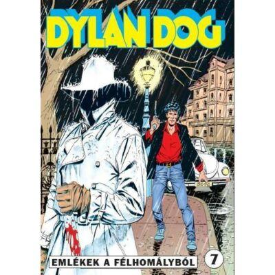 Dylan Dog No. 7. Emlékek a félhomályból
