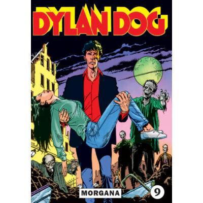 Dylan Dog No. 9. Morgana