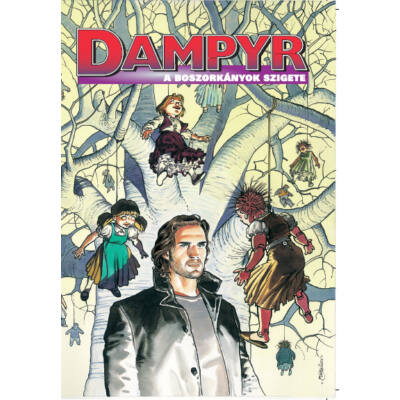 Dampyr 6 A boszorkányok szigete