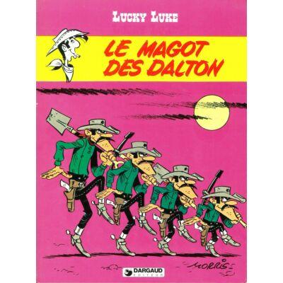 Lucky Luke LE MAGOT DES DALTON