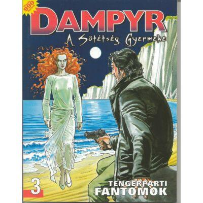 Dampyr 3. A sötétség gyermeke (Tengerparti Fantomok)