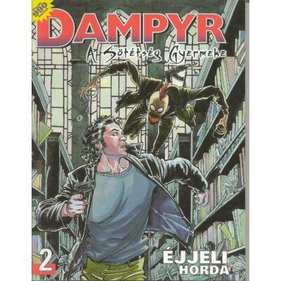 Dampyr 2. A sötétség gyermeke (Éjjeli horda)