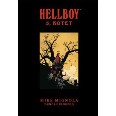 HELLBOY OMNIBUS 3. (LIMITÁLT)