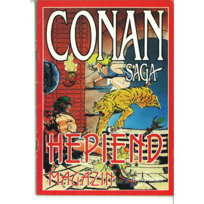 Hepiend Magazin Conan Saga 2. évf. 5. sz.