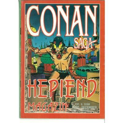 Hepiend Magazin Conan Saga 2. évf. 6. sz.