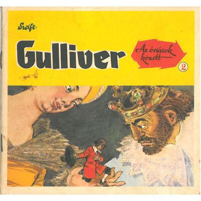 Gulliver Az óriások között 2. rész
