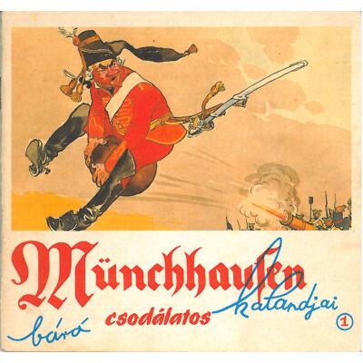 Münchausen báró csodálatos kalandjai 1. rész